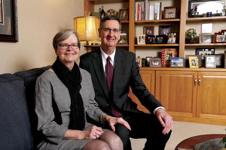 Terry and Paula Friedman