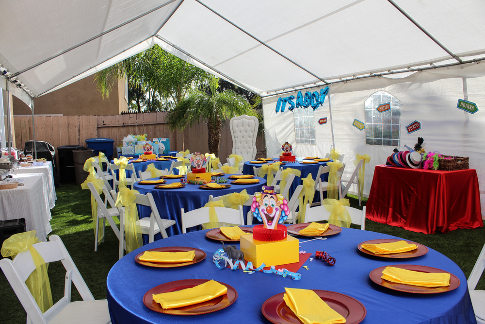 party rental business