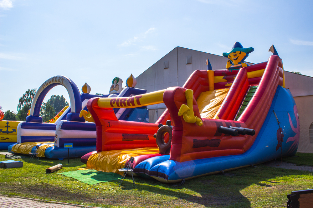 Bounce House Rental Business