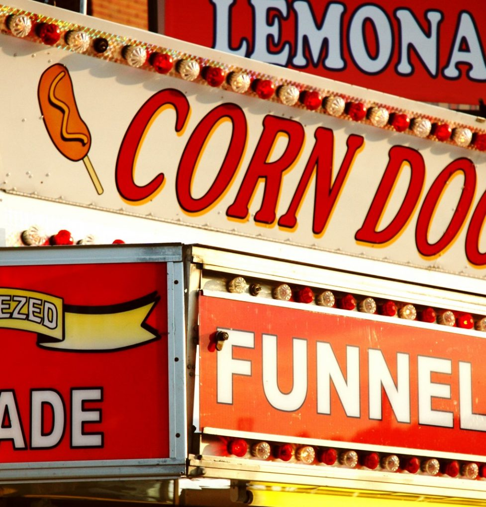 Festivals and Carnival Food Stands